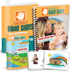 Children's Bible Signs Kit