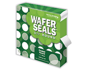 Christian Resources for Churches Frosted Wafer Seals