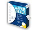 Christian Resources for Churches White Wafer Seals
