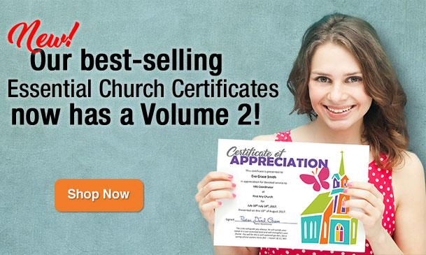 Churches Essential Church Certificates Vol2