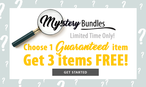 Christian Resources for Churches Mystery Bundles