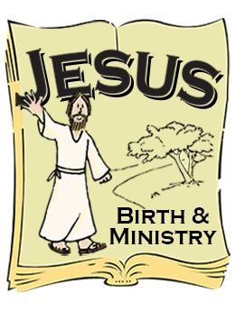 Jesus Worship Bulletins for Kids