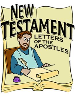 New Testament Childrens Bulletins