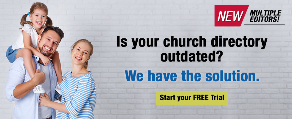 Online Directory for Churches Instant Church Directory
