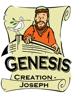 Genesis Worship Bulletins for Coloring