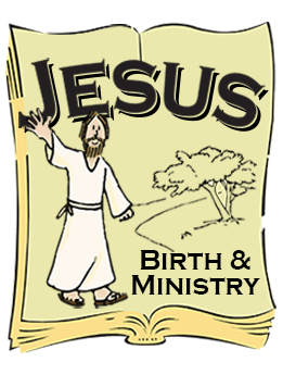 Jesus Worship Bulletins for Kids