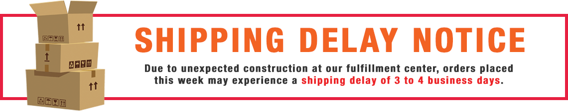 Shipping Notice Delay