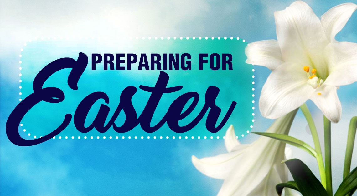 Christian Resources for Churches Preparing for Easter