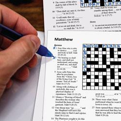 Shop Bible Crosswords