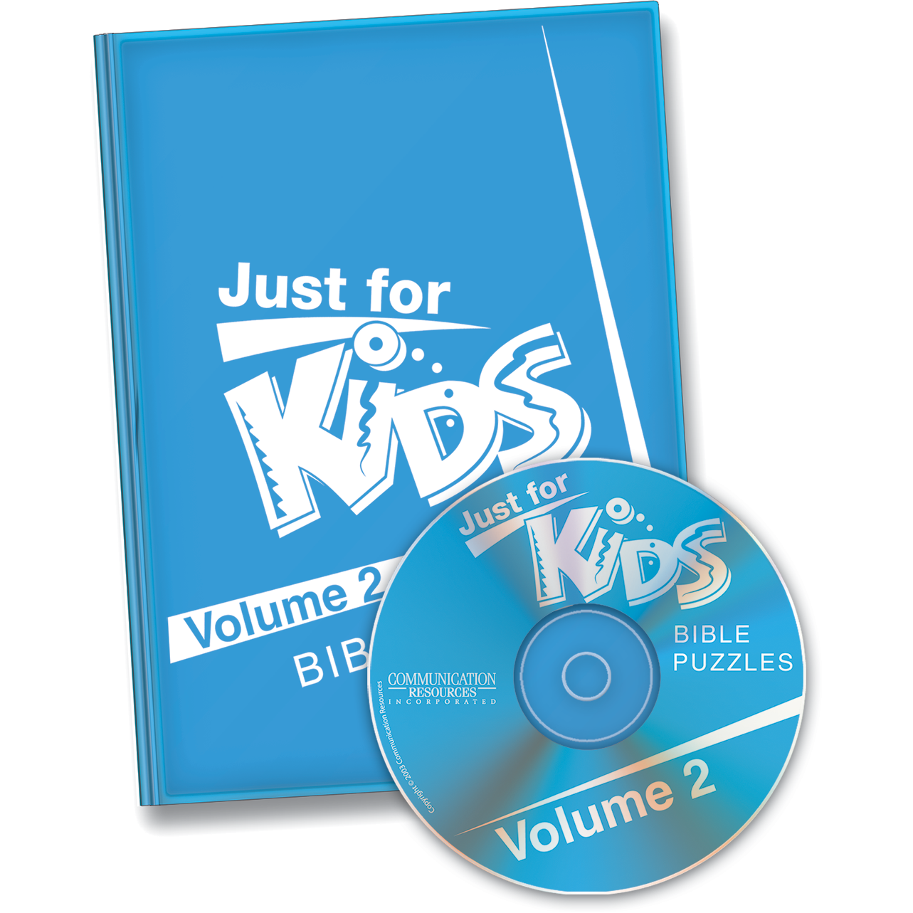 just for kids bible puzzles volume 2
