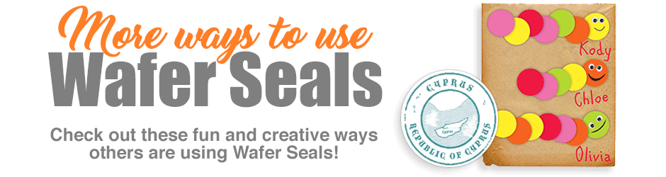 More Ways to Use Wafer Seals
