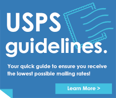 Postal Guidlines for Churches